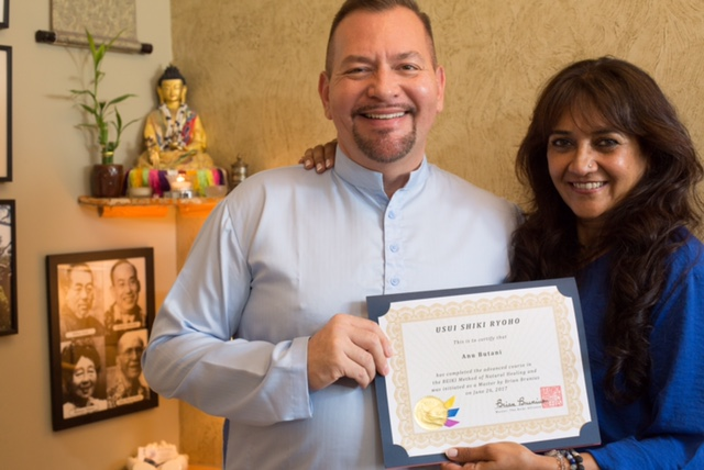 Introducing New Reiki Master, Anu Butani