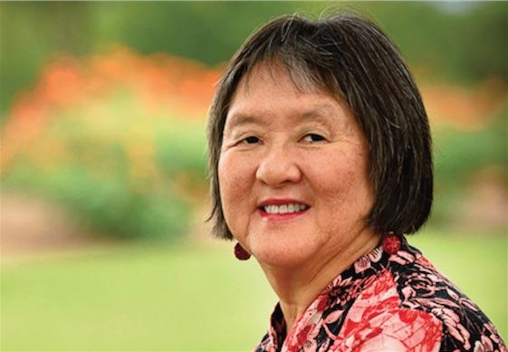 Reiki Grandmaster Phyllis Lei Furumoto in New York City, November 2018