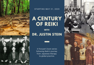 A five-part Zoom series following Reiki's journey from Japanese therapy to global practice.