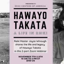 A Closer Look at Reiki's Hawayo Takata